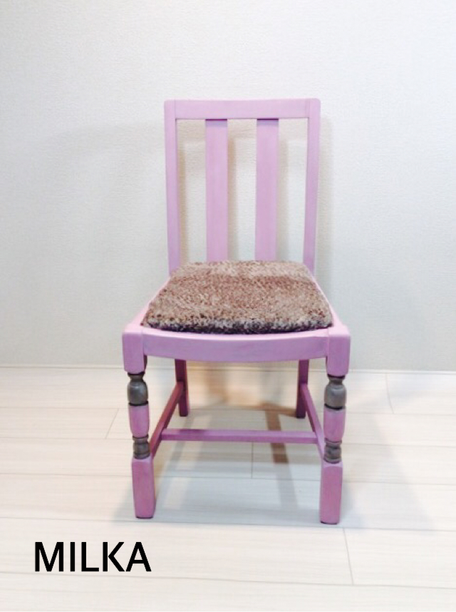 MILKA chair